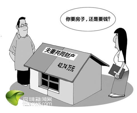 夫妻离婚十年之后,共同房产才分割-上海房产律师